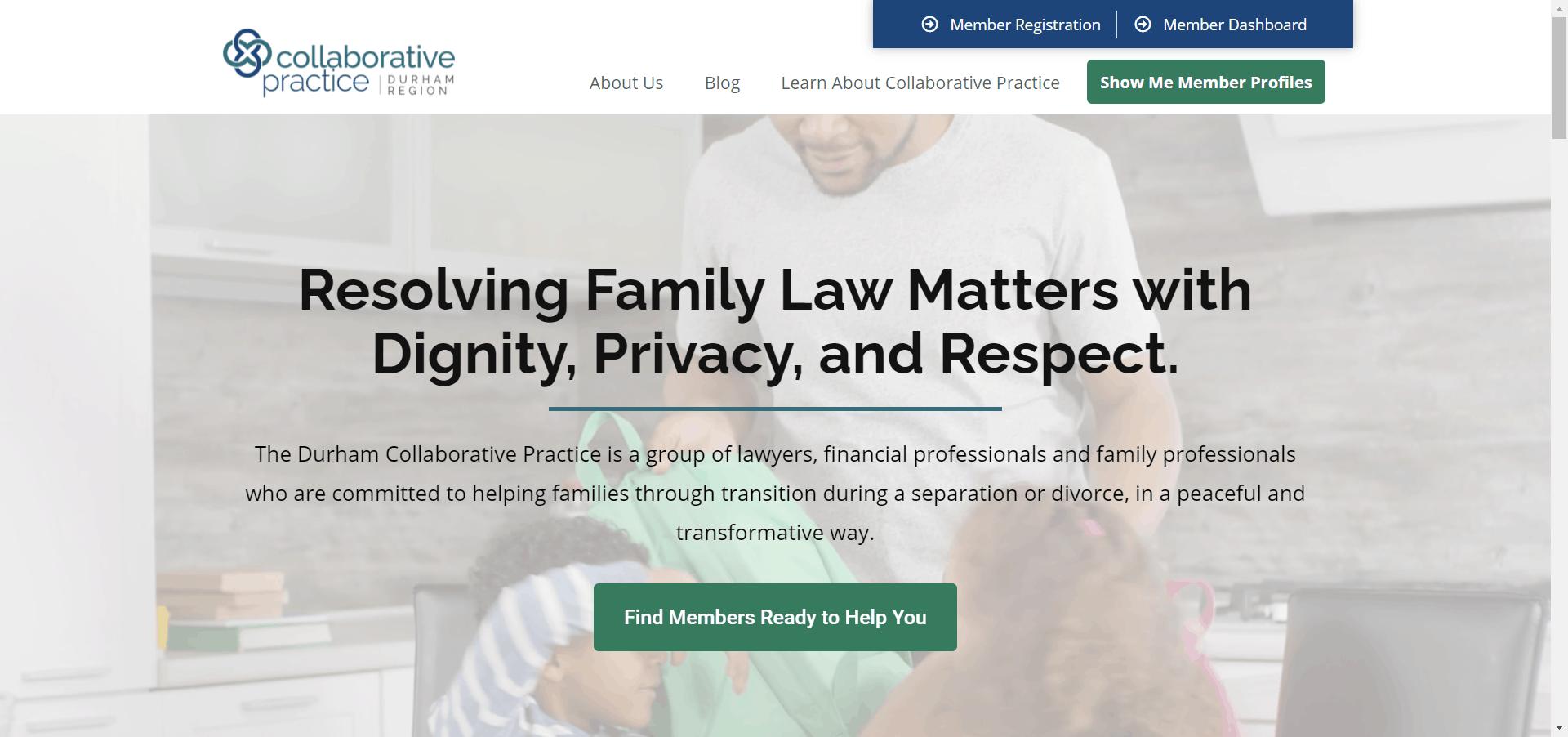 DRCP Homepage