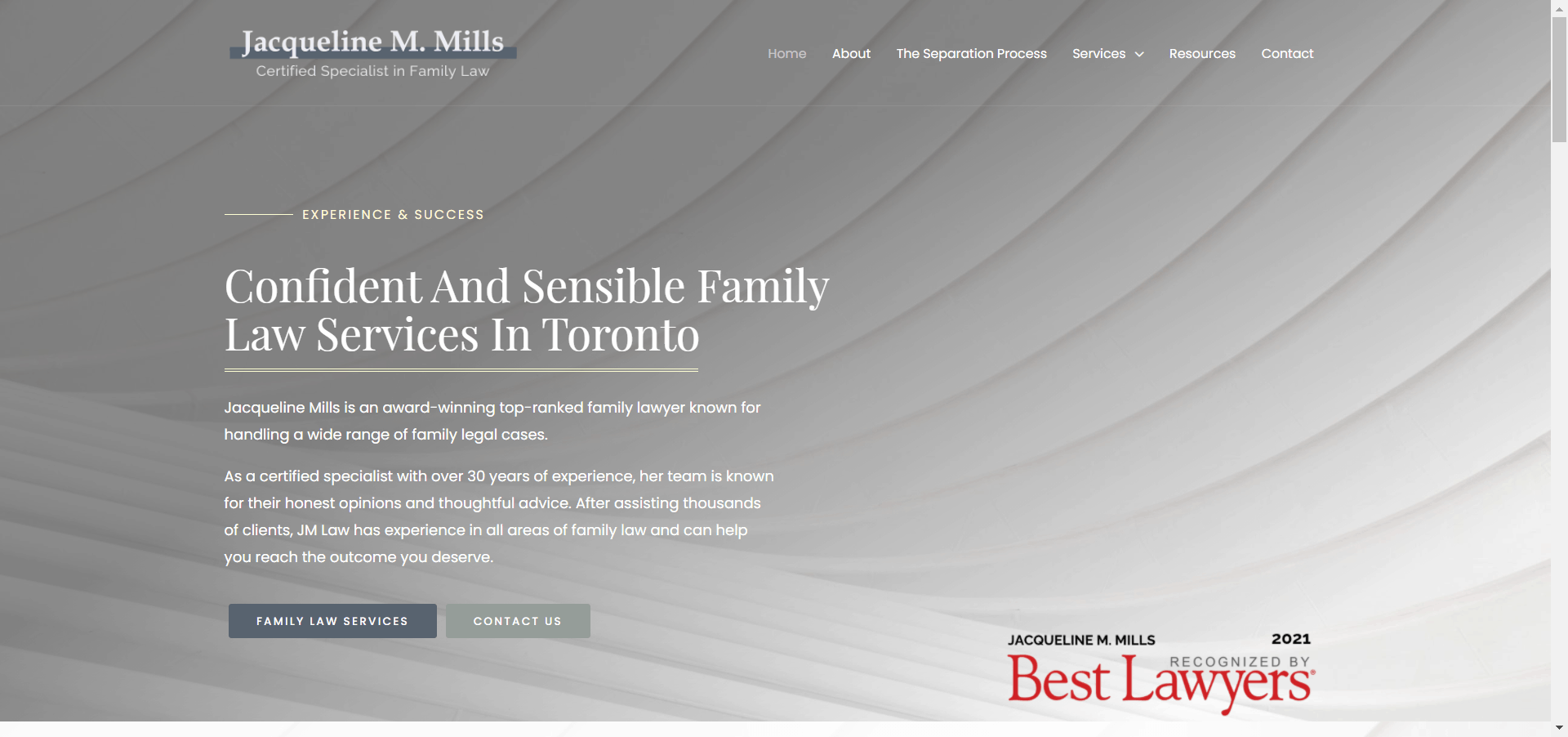 JM Law Homepage