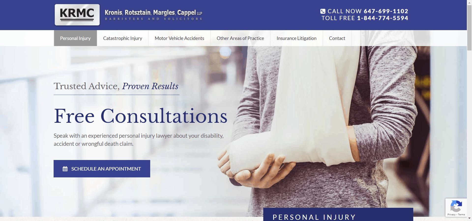 KRMC Homepage
